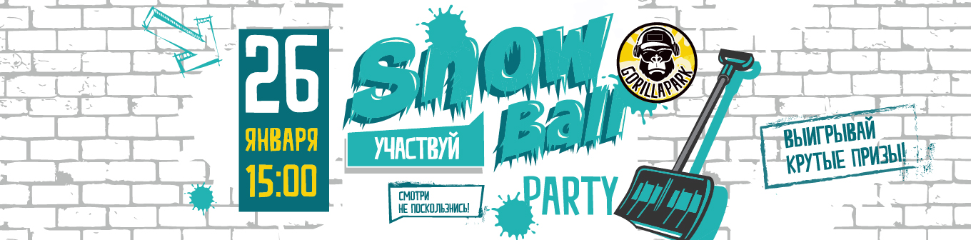 Snowball Party